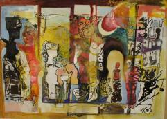 In-between realities III, 2011,